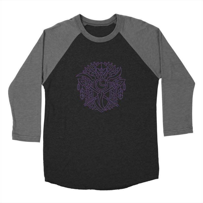 Night Elf - World of Warcraft Crest Women's Longsleeve T-Shirt by dcmjs
