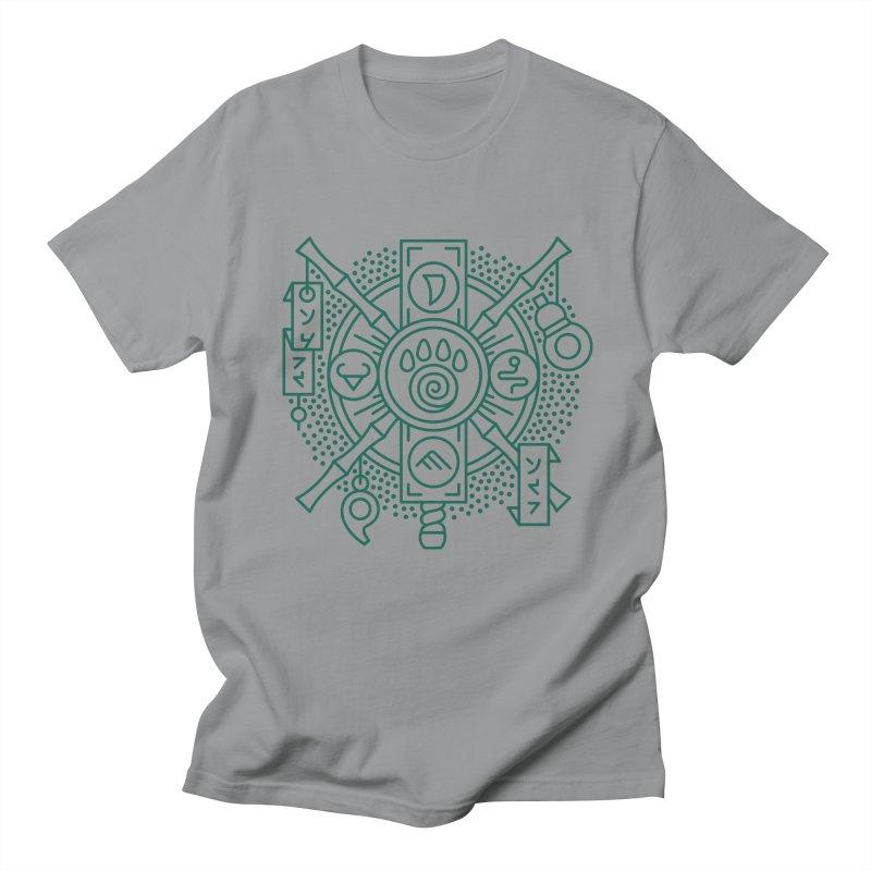 Pandaren - World of Warcraft Crest Men's Regular T-Shirt by dcmjs