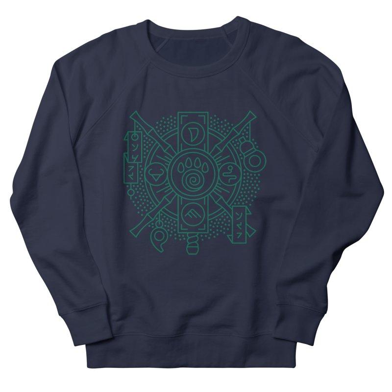 Pandaren - World of Warcraft Crest Men's Sweatshirt by dcmjs