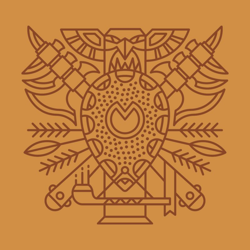 Tauren - World of Warcraft Crest by dcmjs