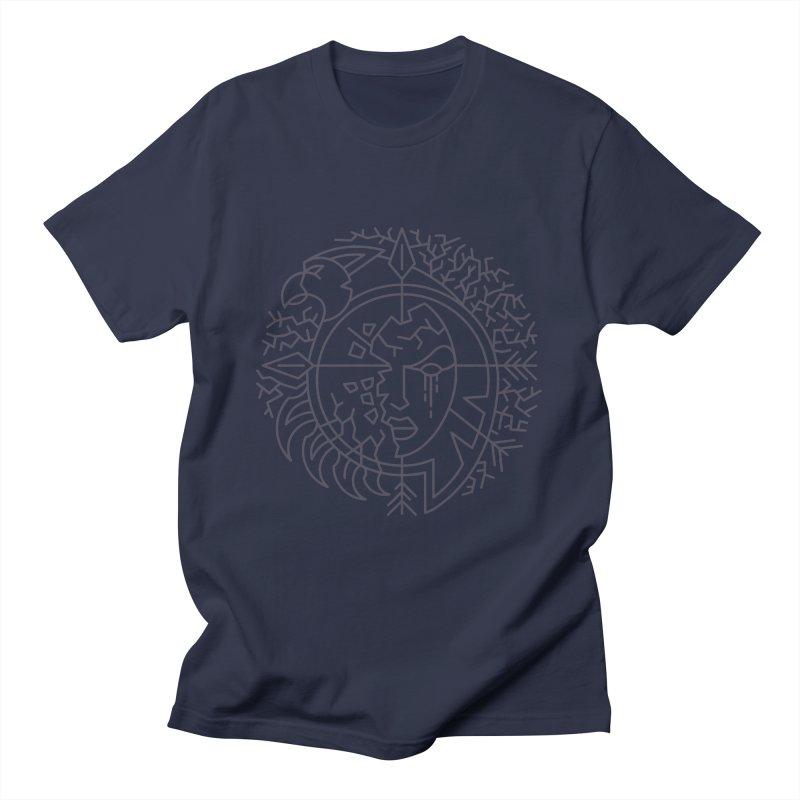 Undead - World of Warcraft Crest Men's T-Shirt by dcmjs