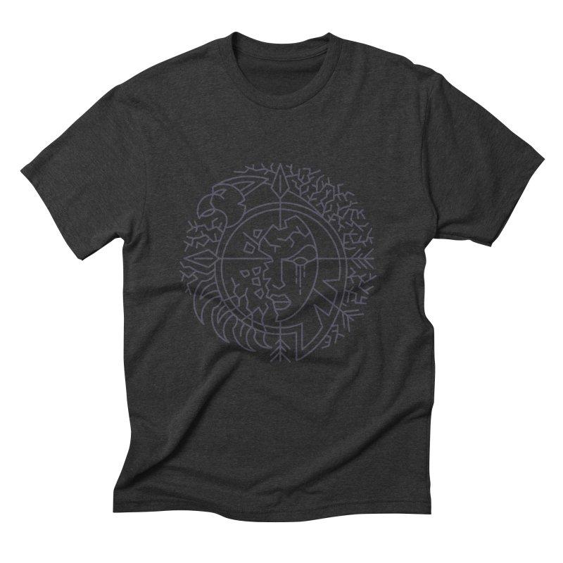 Undead - World of Warcraft Crest Men's Triblend T-Shirt by dcmjs