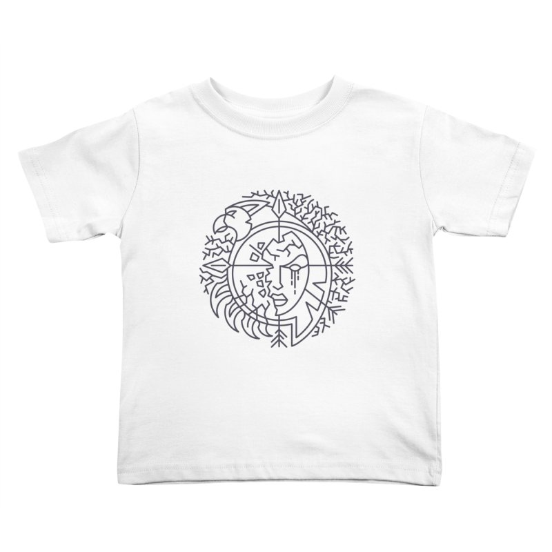 Undead - World of Warcraft Crest Kids Toddler T-Shirt by dcmjs