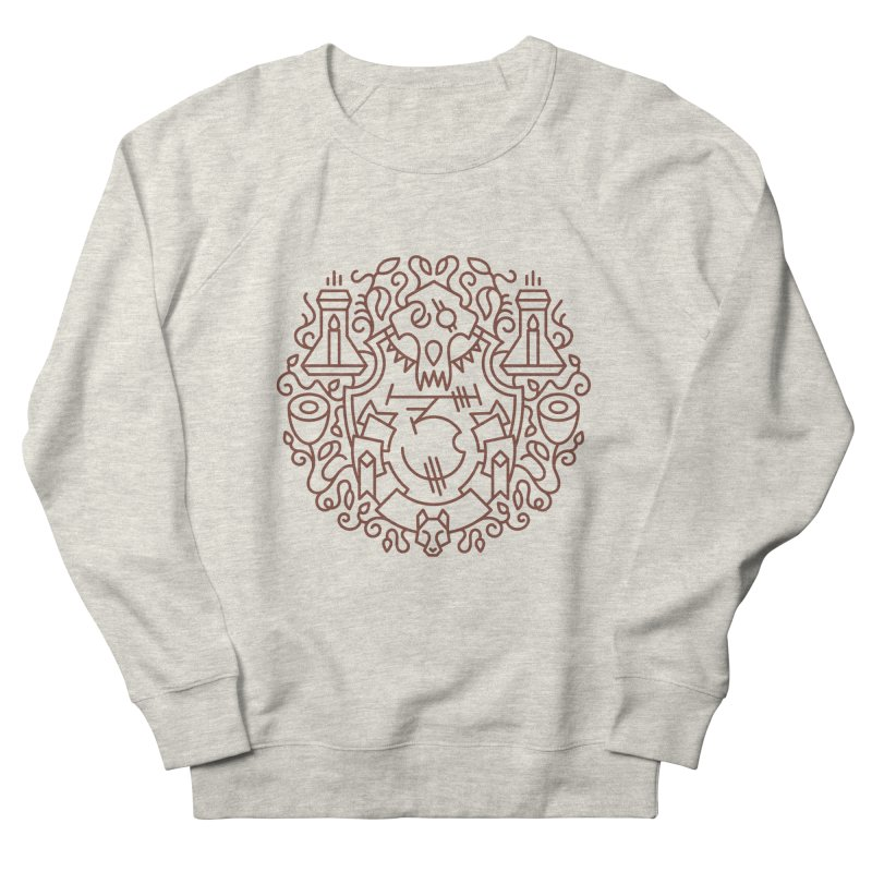 Worgen - World of Warcraft Crest Women's Sweatshirt by dcmjs