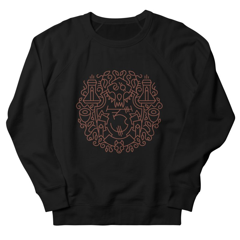 Worgen - World of Warcraft Crest Women's French Terry Sweatshirt by dcmjs
