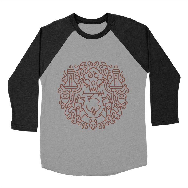 Worgen - World of Warcraft Crest Women's Baseball Triblend Longsleeve T-Shirt by dcmjs