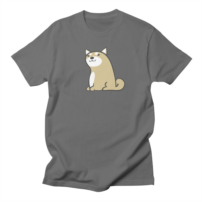 Pupperino Shiba Men's T-Shirt by dcobco's Artist Shop