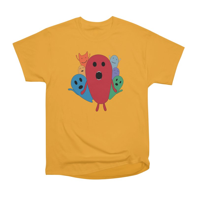 MY CHRISTMAS MONSTERS WINTER '08 HOODIE EDITION Women's Classic Unisex T-Shirt by D.design