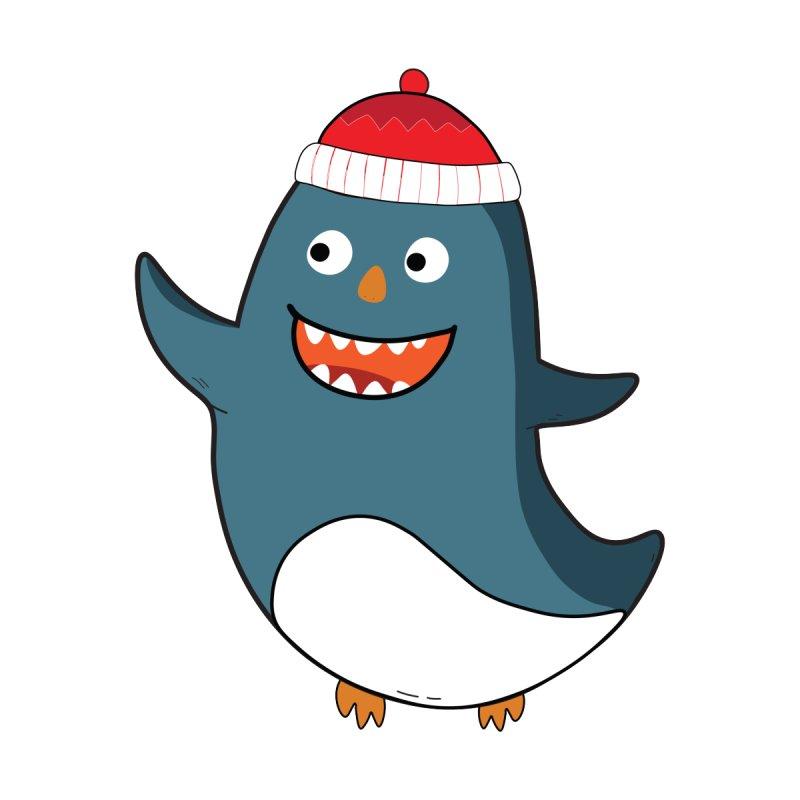 Wait me I'm pinguine Winter '08 Edition None  by D.design