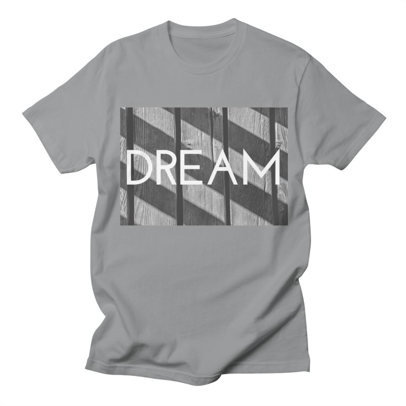Dream Men's T-Shirt by ddesigns by ddespair