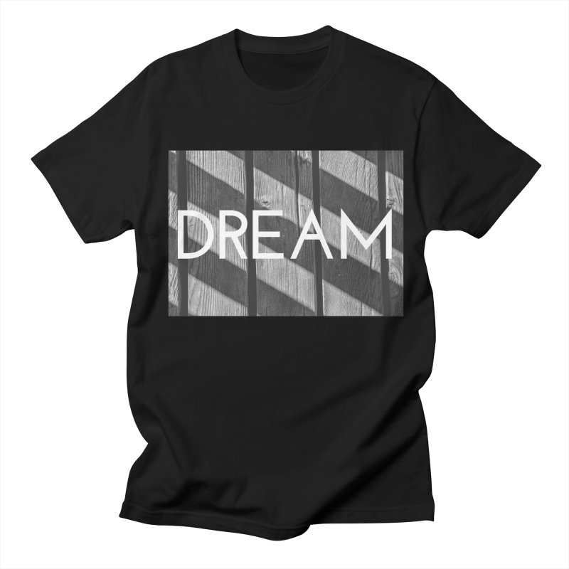 Dream Men's T-shirt by ddesigns by ddespair
