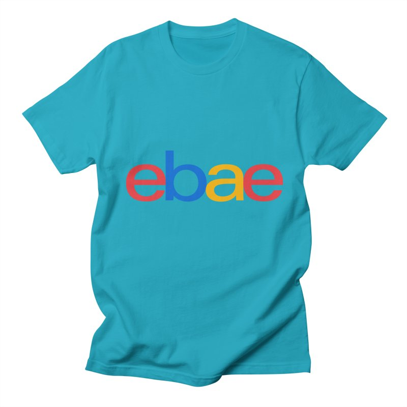 eBae Men's T-shirt by ddesigns by ddespair