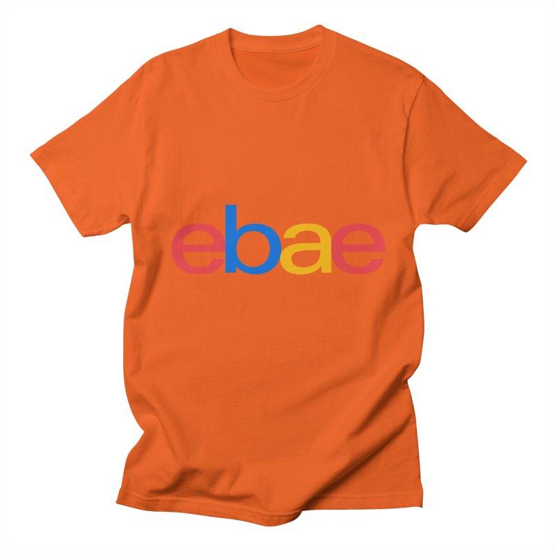 eBae Men's T-shirt by ddesigns by ddespair