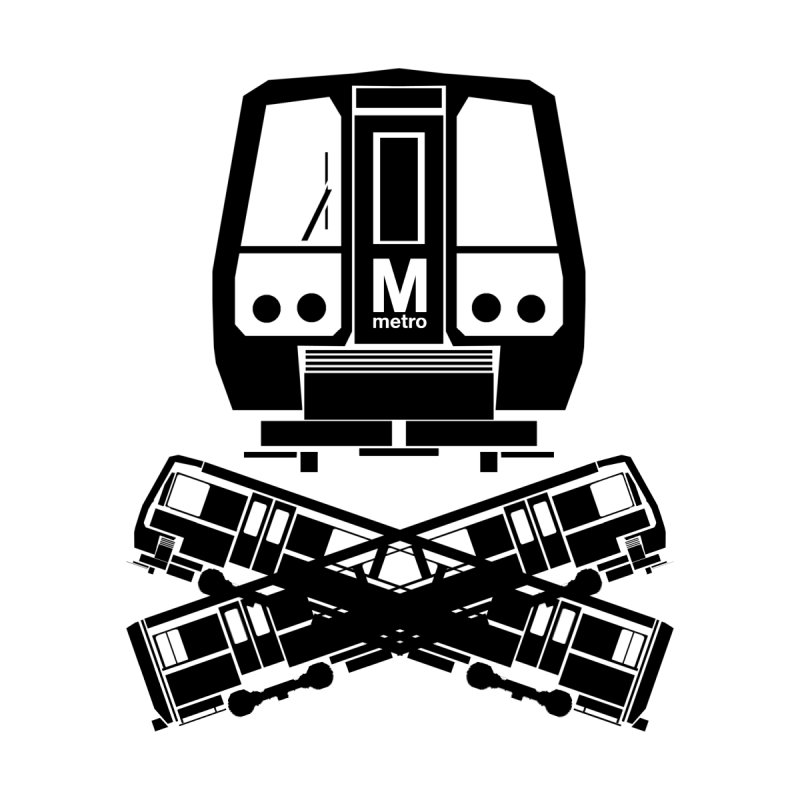 METRO Crossbones by ddesigns by ddespair