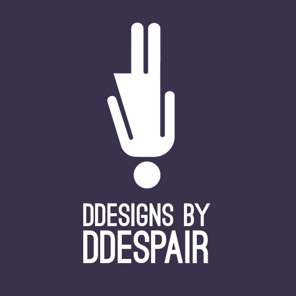 ddesigns by ddespair Logo