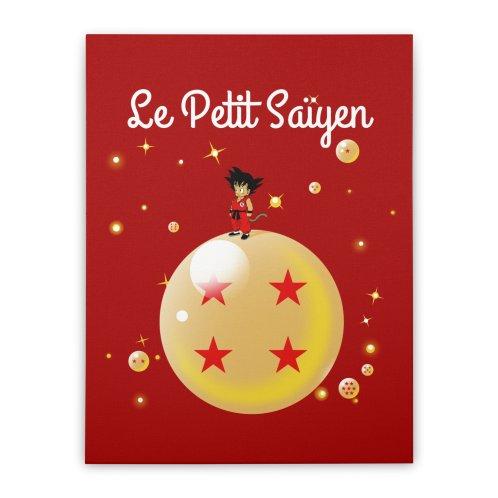 image for Le petit Saiyen