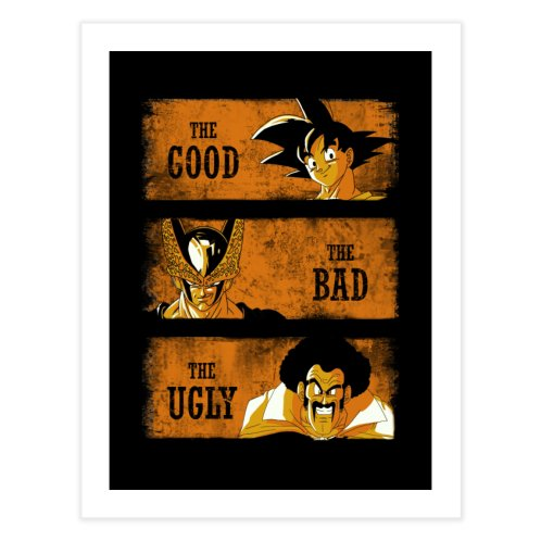 image for Good, bad and ugly