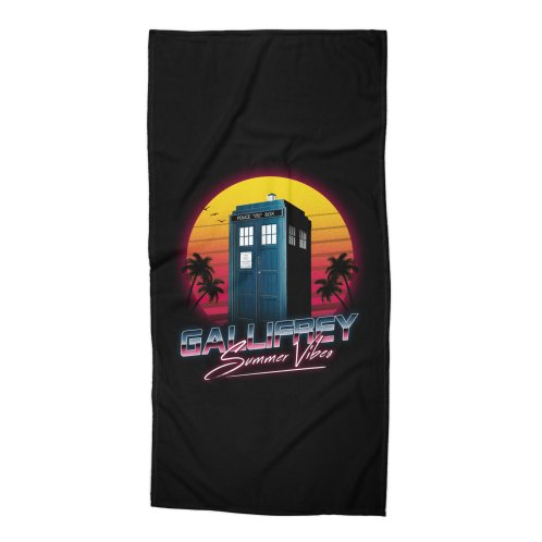 image for Gallifrey summer vibes