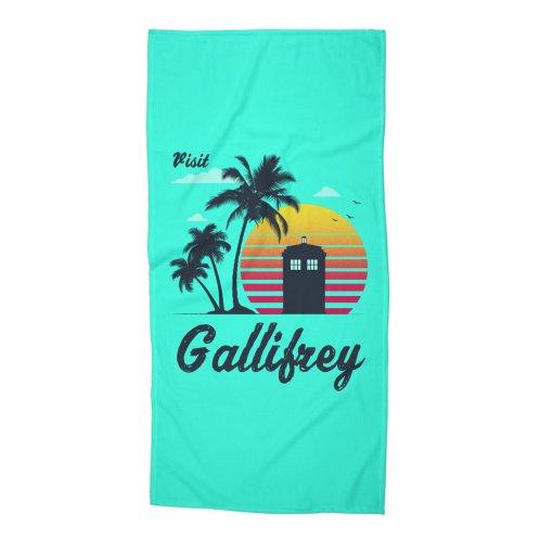 image for Visit Gallifrey