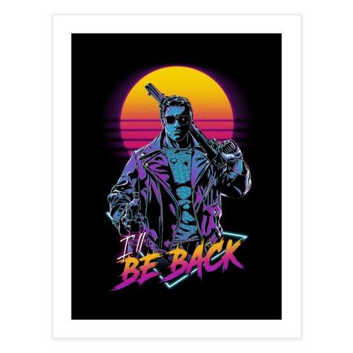 image for I'll be back