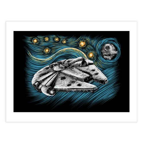 image for Starry Falcon