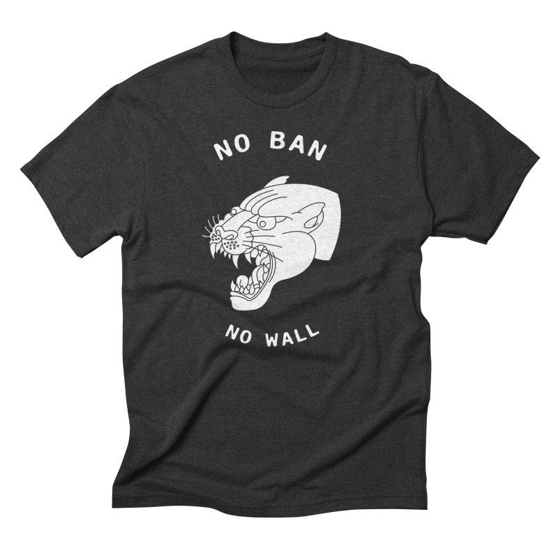 No Ban No Wall   by DEADBEAT HERO Artist Shop