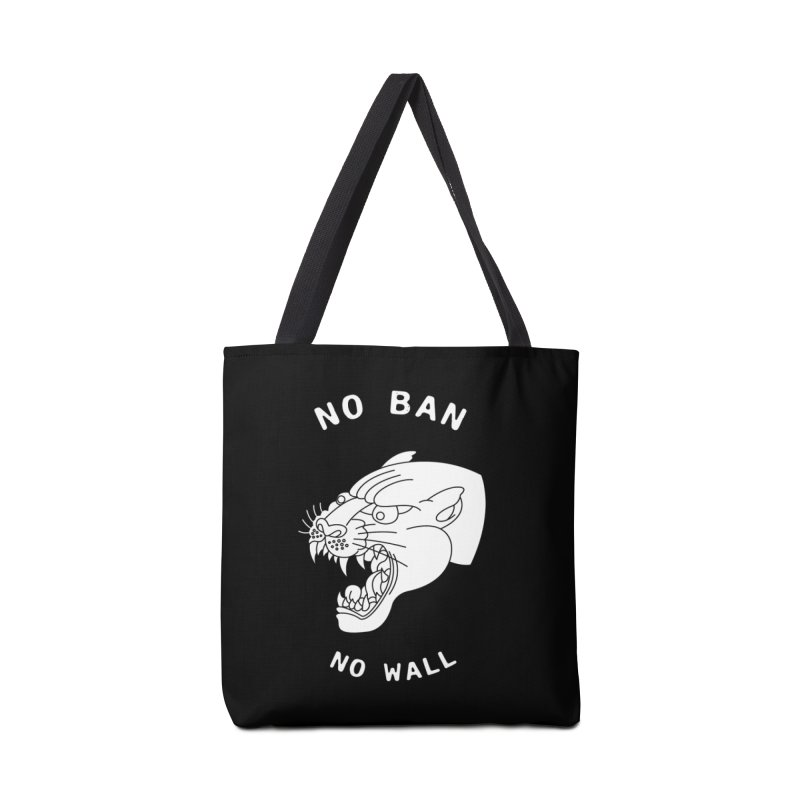 No Ban No Wall   by DEADBEAT HERO Artist Shop