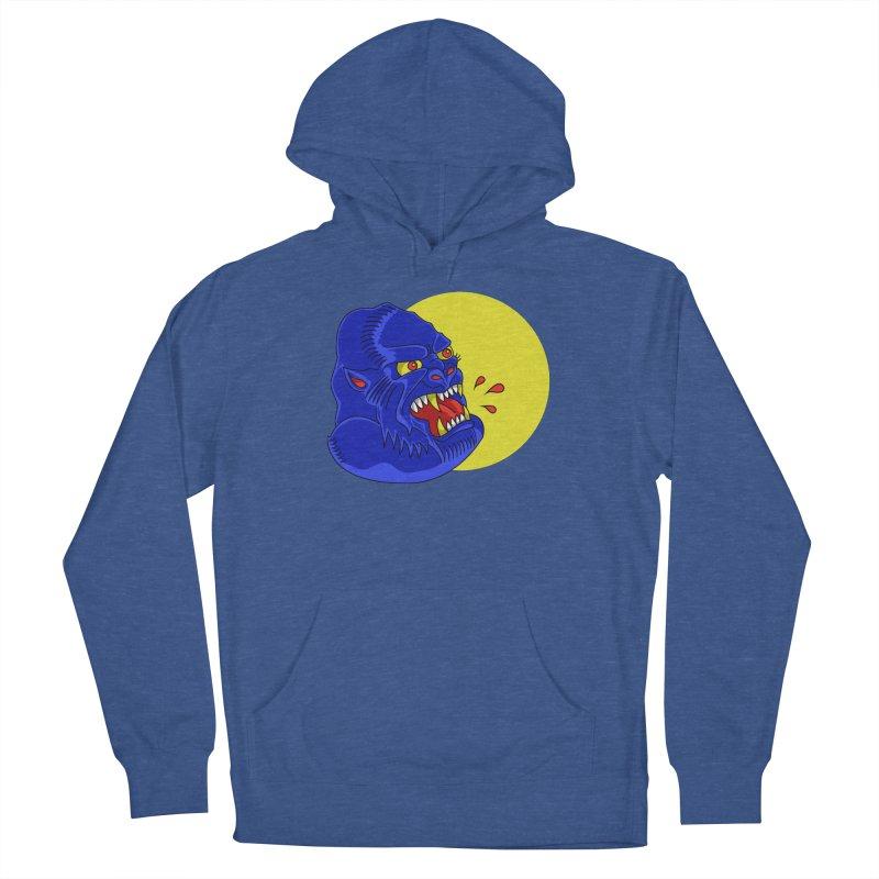 Beast Neck Women's Pullover Hoody by DEADBEAT HERO Artist Shop