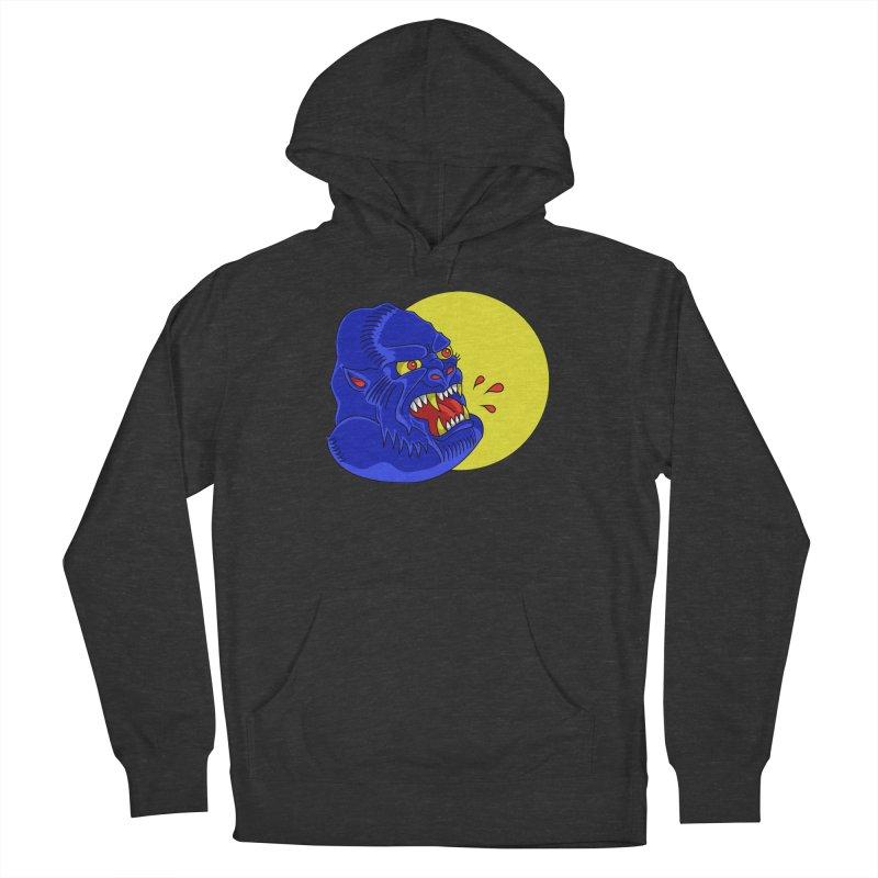 Beast Neck Men's Pullover Hoody by DEADBEAT HERO Artist Shop