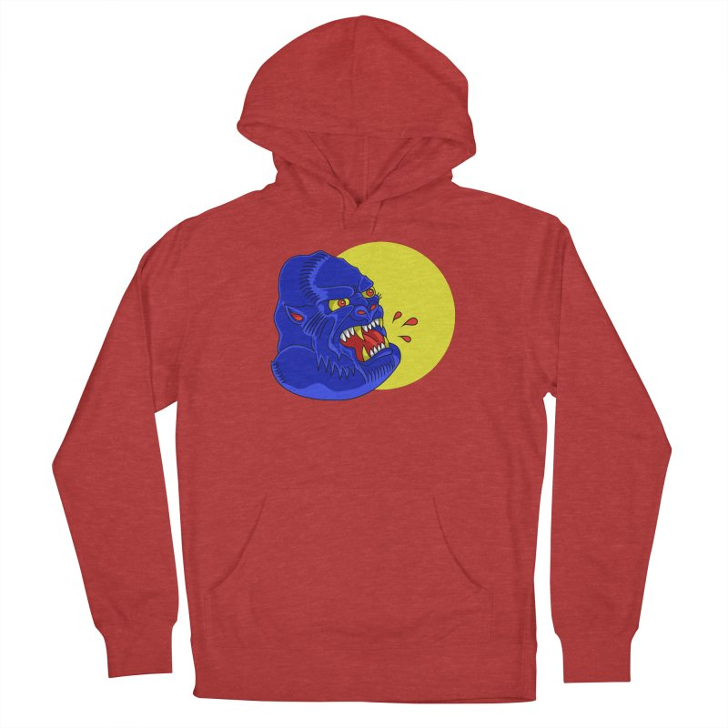 Beast Neck Men's Pullover Hoody by DEADBEAT HERO Artist Shop