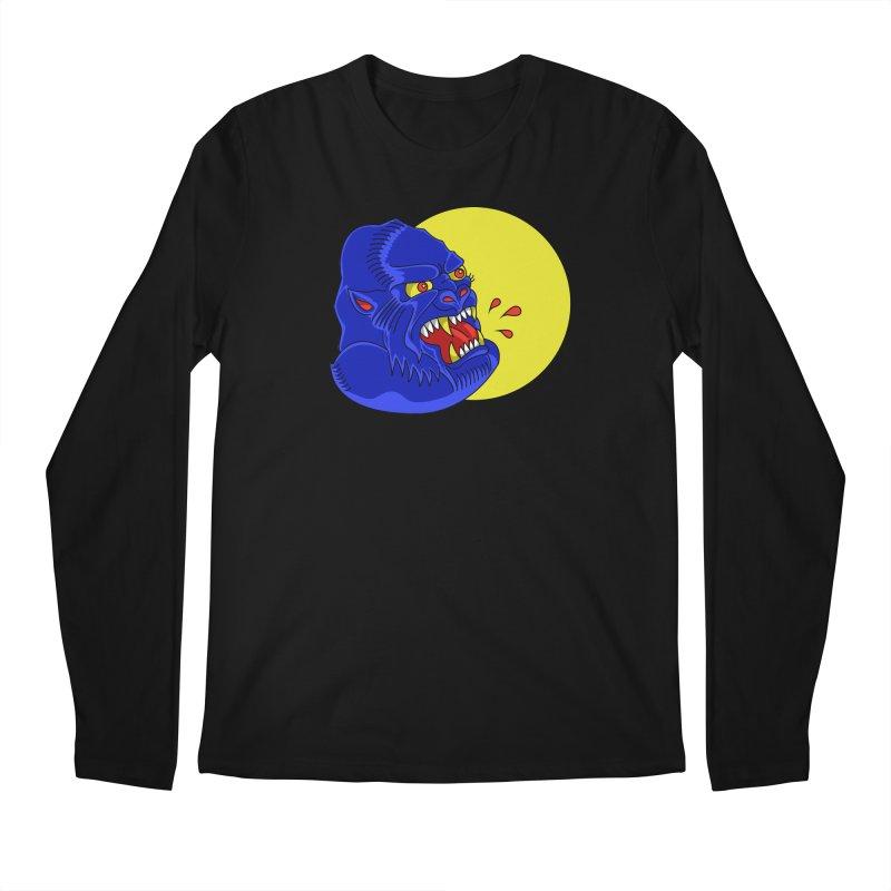 Beast Neck Men's Longsleeve T-Shirt by DEADBEAT HERO Artist Shop
