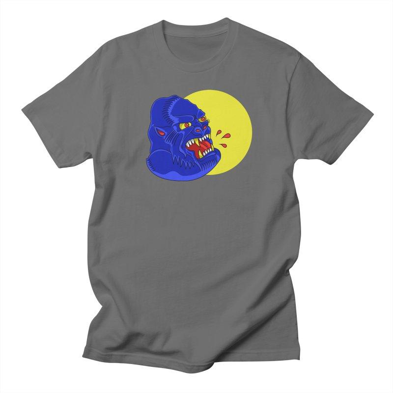 Beast Neck Women's Regular Unisex T-Shirt by DEADBEAT HERO Artist Shop