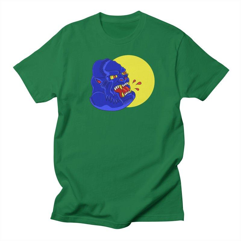 Beast Neck Women's Unisex T-Shirt by DEADBEAT HERO Artist Shop