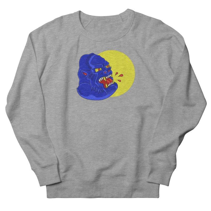 Beast Neck Women's Sweatshirt by DEADBEAT HERO Artist Shop