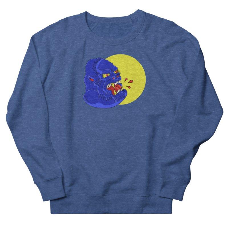 Beast Neck Men's Sweatshirt by DEADBEAT HERO Artist Shop