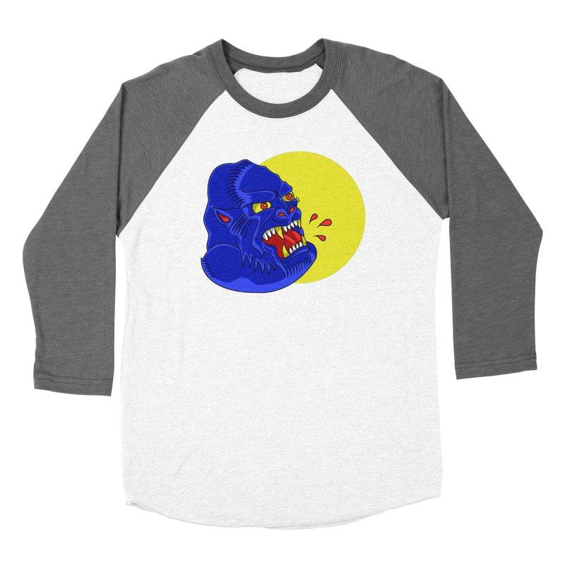 Beast Neck Women's Longsleeve T-Shirt by DEADBEAT HERO Artist Shop