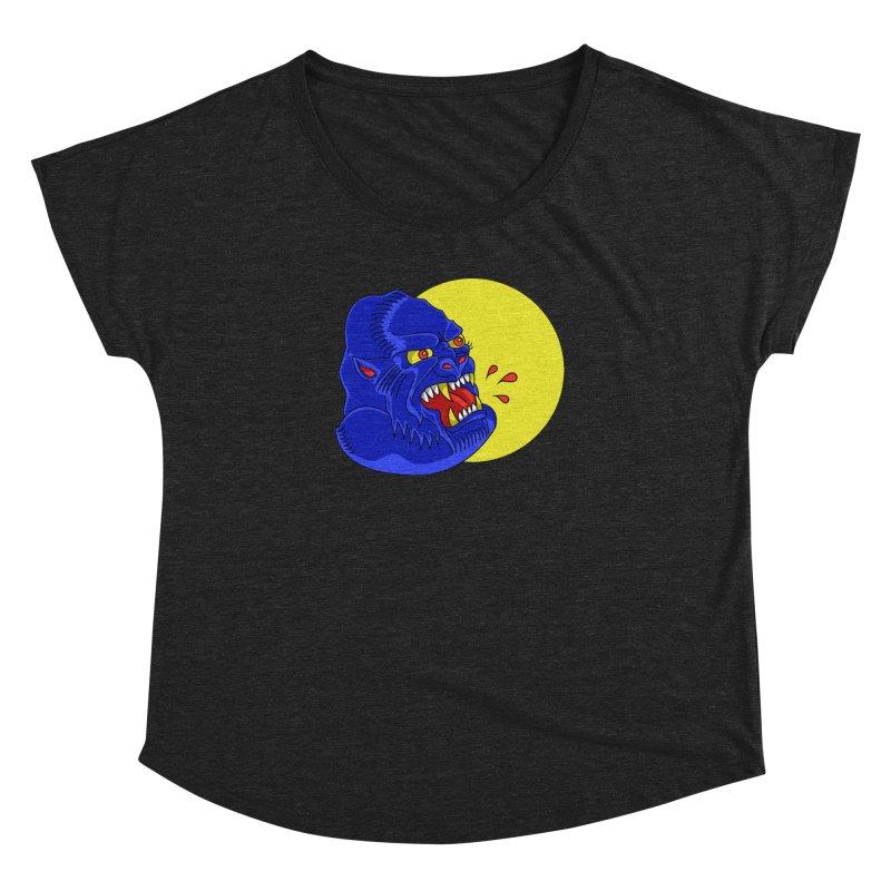 Beast Neck Women's Dolman by DEADBEAT HERO Artist Shop