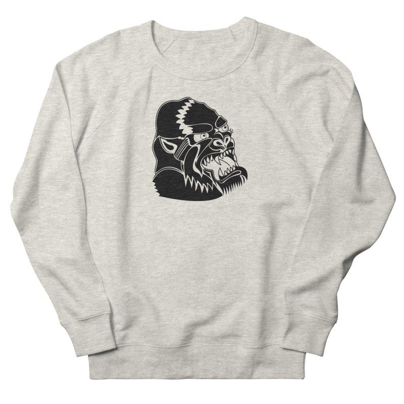 Beast Neck Face Women's Sweatshirt by DEADBEAT HERO Artist Shop