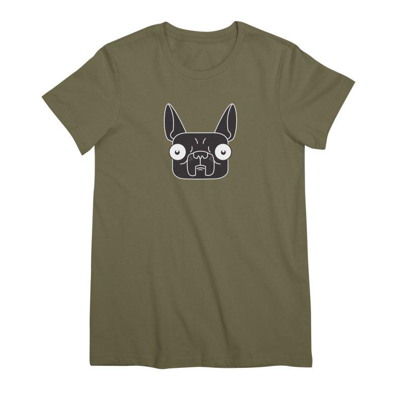 Chancho Women's Premium T-Shirt by DEADBEAT HERO Artist Shop