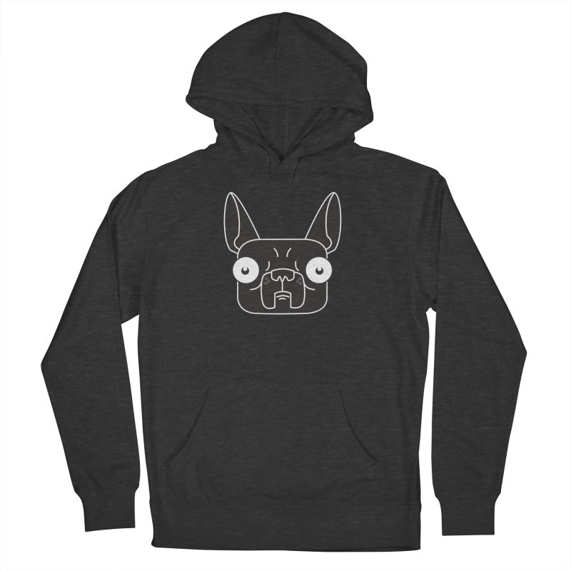 Chancho Women's French Terry Pullover Hoody by DEADBEAT HERO Artist Shop