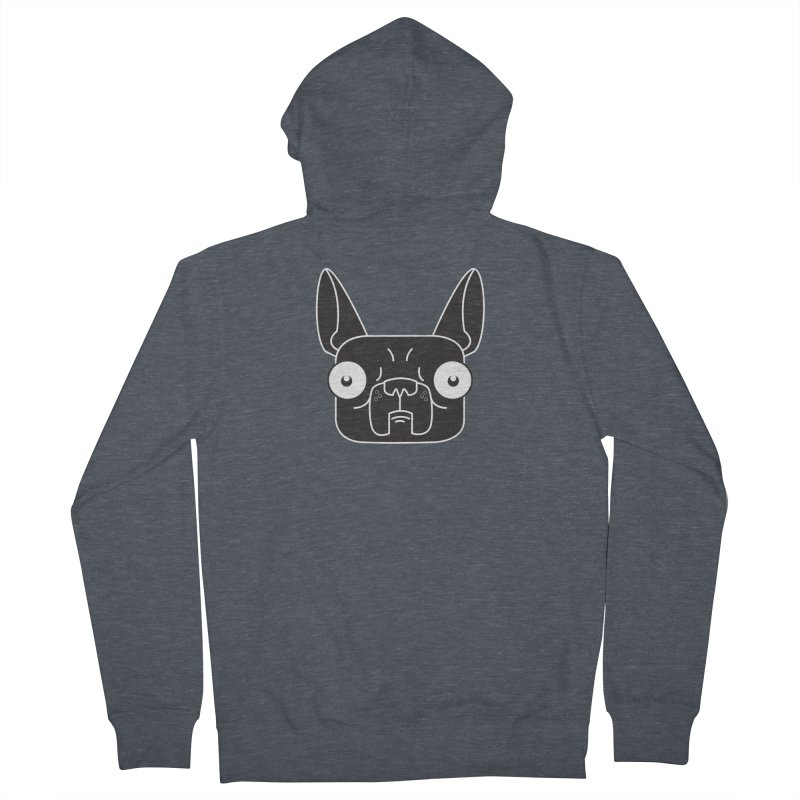 Chancho Men's French Terry Zip-Up Hoody by DEADBEAT HERO Artist Shop