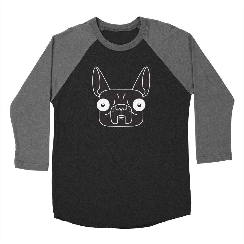 Chancho Women's Baseball Triblend Longsleeve T-Shirt by DEADBEAT HERO Artist Shop