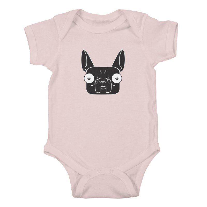 Chancho Kids Baby Bodysuit by DEADBEAT HERO Artist Shop