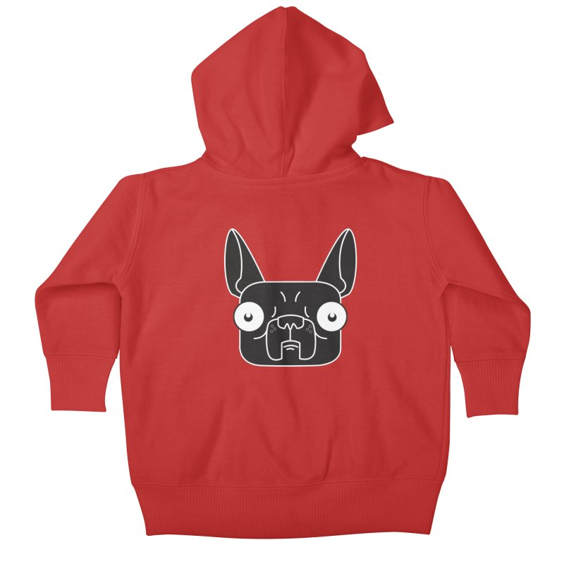 Chancho Kids Baby Zip-Up Hoody by DEADBEAT HERO Artist Shop