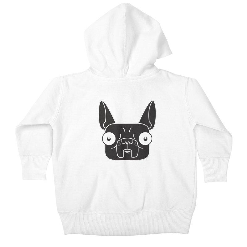 Chancho Kids Baby Zip-Up Hoody by DEADBEAT HERO Artist Shop
