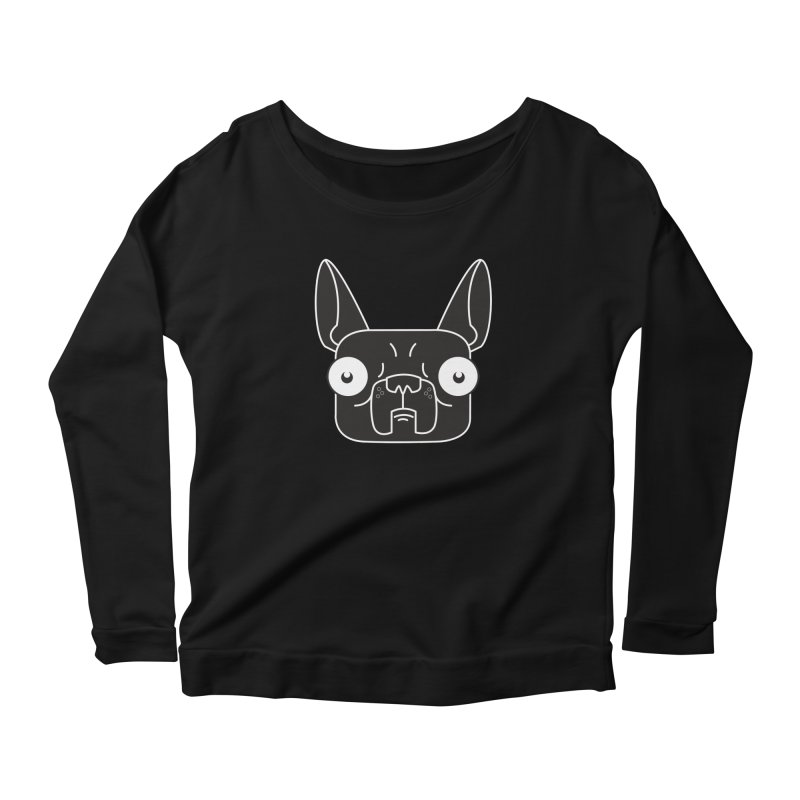 Chancho Women's Scoop Neck Longsleeve T-Shirt by DEADBEAT HERO Artist Shop
