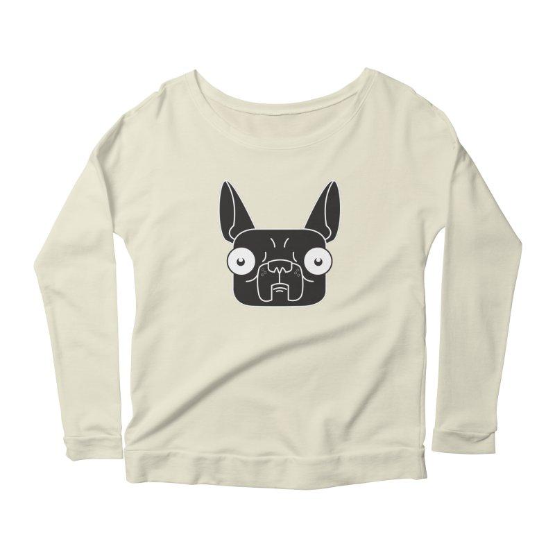 Chancho Women's Scoop Neck Longsleeve T-Shirt by DEADBEAT HERO Artist Shop