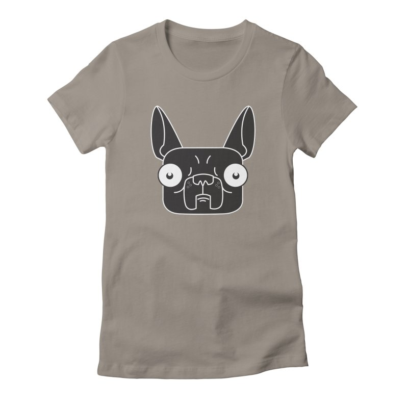 Chancho Women's Fitted T-Shirt by DEADBEAT HERO Artist Shop