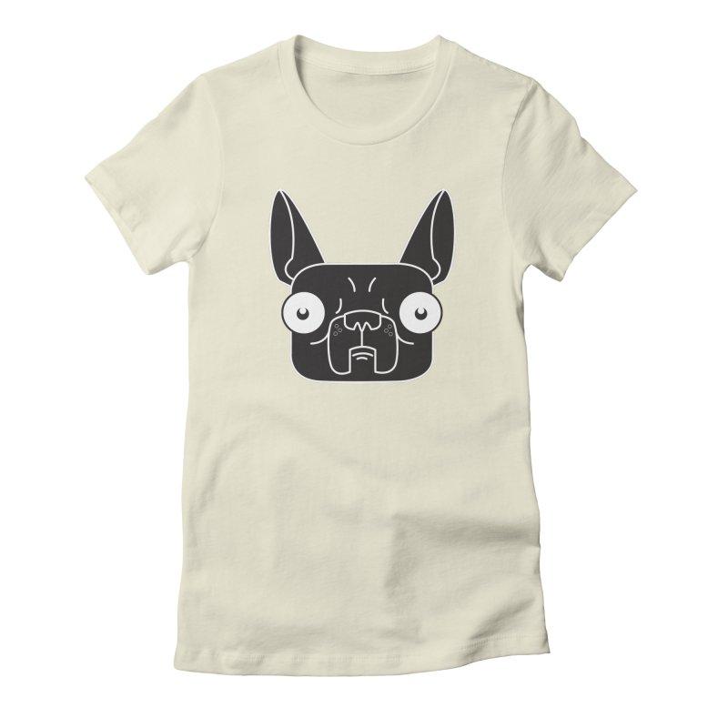 Chancho Women's Fitted T-Shirt by DEADBEAT HERO Artist Shop