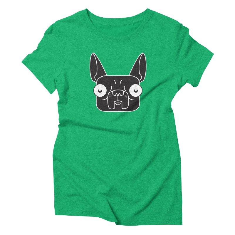 Chancho Women's Triblend T-Shirt by DEADBEAT HERO Artist Shop